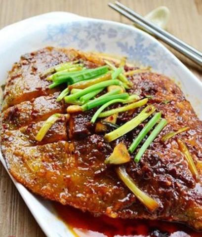 Món cá chim rim mặn rất ngon và rất đưa cơm