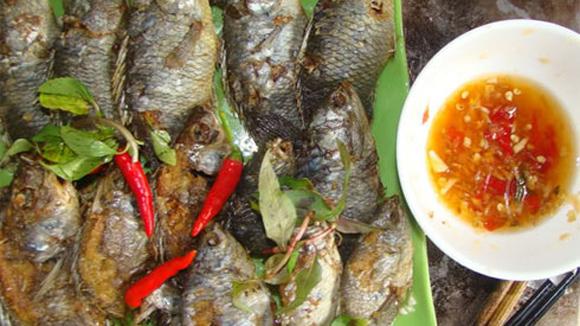 Ngọt thơm món cá đồng cho ngày Tết