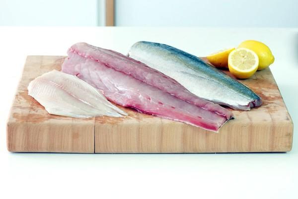 Chọn loại cá tươi ngon