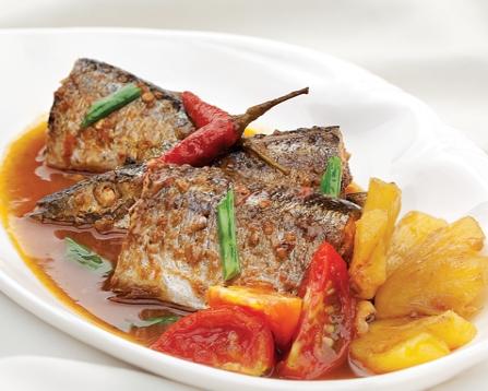 Cá thu kho nhật kho nước dừa
