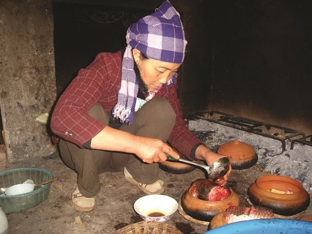 Sự đặc biệt của món cá kho làng Vũ Đại