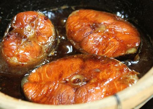 Nhiều món cá kho ngon miệng cho ngày mưa lạnh